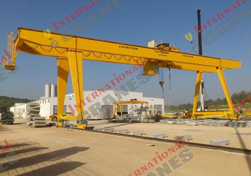 Double Beam Gantry Cranes