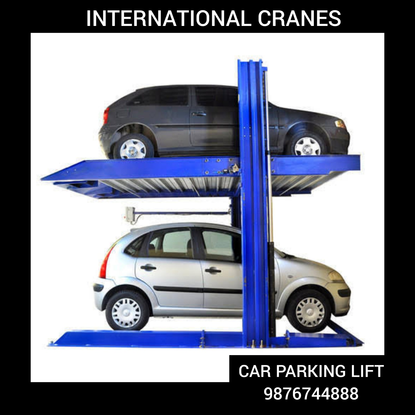 Car Parking Elevators