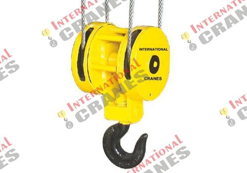 Crane Snatch Block(Hook Block)