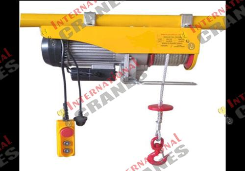 Single Phase Hoists